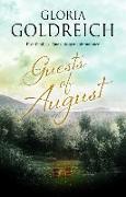Cover-Bild zu Goldreich, Gloria: Guests of August