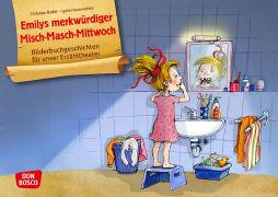 Cover-Bild zu Emilys merkwürdiger Misch-Masch-Mittwoch von Hauenschild, Lydia