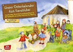 Cover-Bild zu Unser Osterkalender fürs Kamishibai von Hebert, Esther