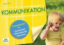 Cover-Bild zu Kommunikation - Motive für die Bildkartenbühne von Fell, Helga