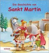 Cover-Bild zu Die Geschichte von Sankt Martin von Steinhoff, Ulrike