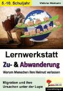 Cover-Bild zu Lernwerkstatt Zu- & Abwanderung (eBook) von Weimann, Viktoria