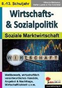 Cover-Bild zu Wirtschafts- & Sozialpolitik (eBook) von Weimann, Viktoria