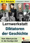 Cover-Bild zu Lernwerkstatt Diktatoren der Geschichte (eBook) von Rosenwald, Gabriela