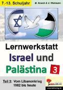 Cover-Bild zu Lernwerkstatt Israel und Palästina 3 (eBook) von Weimann, Viktoria