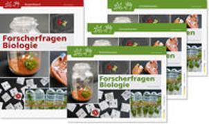 Cover-Bild zu Forscherfragen Biologie - Schulbundle von Lehmann, Alex