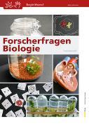 Cover-Bild zu Forscherfragen Biologie - Begleitband von Lehmann, Alex