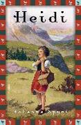Cover-Bild zu Johanna Spyri, Heidi (Vollständige Ausgabe) von Spyri, Johanna