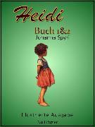 Cover-Bild zu Heidi (eBook) von Spyri, Johanna