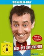 Cover-Bild zu Robinson, Peter: Didi - Der Untermieter
