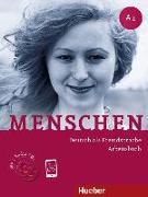 Cover-Bild zu Menschen A1. Arbeitsbuch mit 2 Audio-CDs von Glas-Peters, Sabine