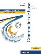 Cover-Bild zu Grundstufengrammatik zweisprachige Ausgaben. Französische Version von Reimann, Monika