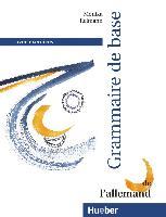 Cover-Bild zu Grammaire de base de l'allemand (eBook) von Reimann, Monika