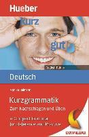 Cover-Bild zu Kurzgrammatik Deutsch English Edition (eBook) von Reimann, Monika