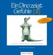 Cover-Bild zu Ein Dino zeigt Gefühle II von Manske, Christa