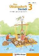 Cover-Bild zu Das Übungsheft Deutsch 3 von Drecktrah, Stefanie