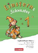 Cover-Bild zu Einsterns Schwester, Erstlesen - Ausgabe 2015, 1. Schuljahr, Kopiervorlagen Fördern, Mit CD-ROM