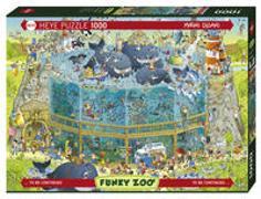Cover-Bild zu Ocean Habitat Puzzle von Degano, Marino