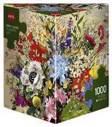 Cover-Bild zu Flower's Life Puzzle von Degano, Marino