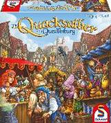 Cover-Bild zu Die Quacksalber von Quedlinburg von Warsch, Wolfgang