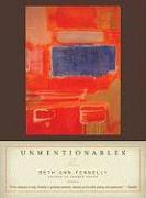 Cover-Bild zu Fennelly, Beth Ann: Unmentionables