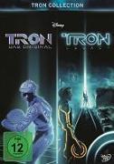 Cover-Bild zu Lisberger, Steven: Tron Collection