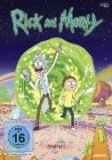 Cover-Bild zu Randolph, Wade: Rick and Morty