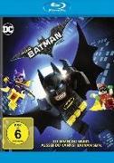 Cover-Bild zu Sommers, Erik (Schausp.): The Lego Batman Movie