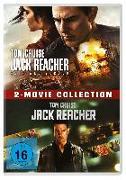 Cover-Bild zu McQuarrie, Christopher: Jack Reacher 2-Movie Collection