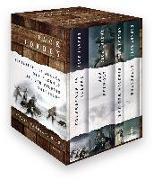 Cover-Bild zu London, Jack: Jack London, Romane und Erzählungen (4 Bände im Schuber)