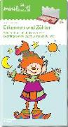 Cover-Bild zu miniLÜK. Spielend logisch denken lernen 1. Erkennen und Zählen von Yi-Li Wang, Ingrid
