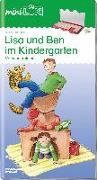 Cover-Bild zu miniLÜK. Lisa und Ben im Kindergarten