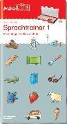 Cover-Bild zu miniLÜK. Sprachtrainer 1: Phonologische Bewusstheit von Müller, Heiner