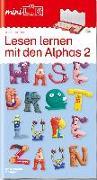 Cover-Bild zu miniLÜK Lesen lernen mit den Alphas 2