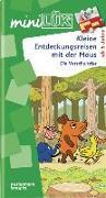 Cover-Bild zu miniLÜK. Kleine Entdeckungsreisen von Vogel, Heinz (Erstverf.)