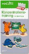 Cover-Bild zu miniLÜK. Konzentrationstraining mit der Maus
