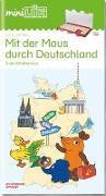Cover-Bild zu miniLÜK. Mit der Maus durch Deutschland