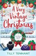 Cover-Bild zu Tennant, Tilly: A Very Vintage Christmas