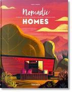 Cover-Bild zu Jodidio, Philip (Hrsg.): Nomadic Homes. Architecture on the move