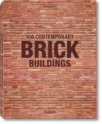 Cover-Bild zu Jodidio, Philip: 100 Contemporary Brick Buildings