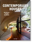Cover-Bild zu Jodidio, Philip: Contemporary Houses. 100 Homes Around the World