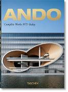 Cover-Bild zu Jodidio, Philip: Ando. Complete Works 1975-Today. 40th Anniversary Edition