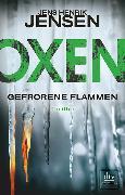 Cover-Bild zu Jensen, Jens Henrik: Oxen. Gefrorene Flammen