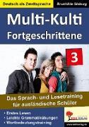 Cover-Bild zu Multi-Kulti 3 - Deutsch als Fremdsprache von Sieburg, Brunhilde