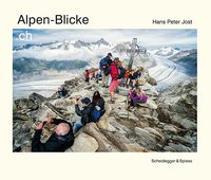 Cover-Bild zu Jost, Hans Peter (Hrsg.): Alpen-Blicke.ch