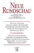 Cover-Bild zu Neue Rundschau 2006/2 von Balmes, Hans Jürgen (Hrsg.)