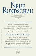Cover-Bild zu Heft 1: Neue Rundschau 2002/1 - Neue Rundschau 2002 von Bauer, Martin (Hrsg.)