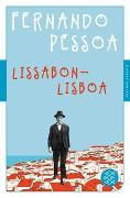 Cover-Bild zu Lissabon - Lisboa von Pessoa, Fernando