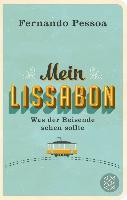 Cover-Bild zu Mein Lissabon (eBook) von Pessoa, Fernando