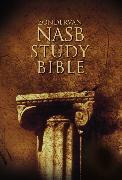 Cover-Bild zu Zondervan,: NASB, Zondervan NASB Study Bible, Hardcover, Red Letter
